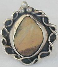 Brown agate ring sr40 3 thumb200