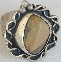 Brown agate ring sr40 4 thumb200