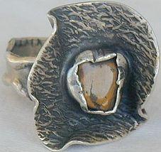 Brown flower ring sr21 1 thumb200
