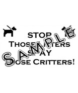Handcrafted Spay Reminder Cards - $2.50