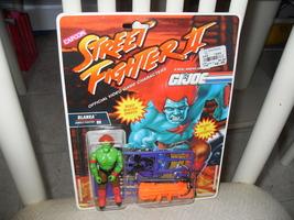 1993 Capcom GI Joe Street Fighter Blanka In The... - $29.99