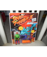 1993 Capcom GI Joe Street Fighter Blanka In The Package - $29.99
