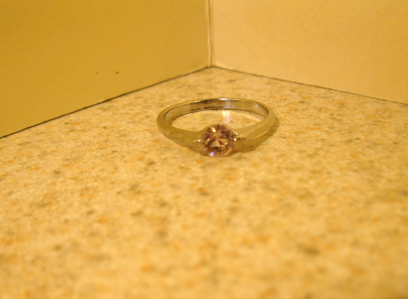 194 pink sapphire size 7.5
