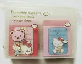 Hello Kitty Eraser with Case 2004' SANRIO Retro Cute Rare Old Goods - $27.77