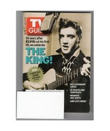 TV Guide Elvis Cover 2004 - $2.50