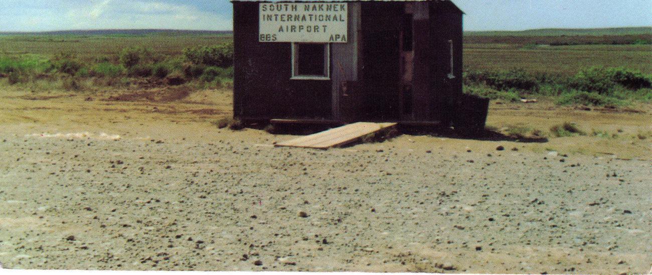 Postcard naknek