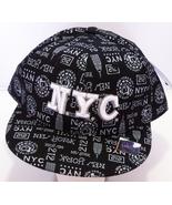 Brand New, Black New York City Baseball Caps by City Big - Extra Large (... - $3.95