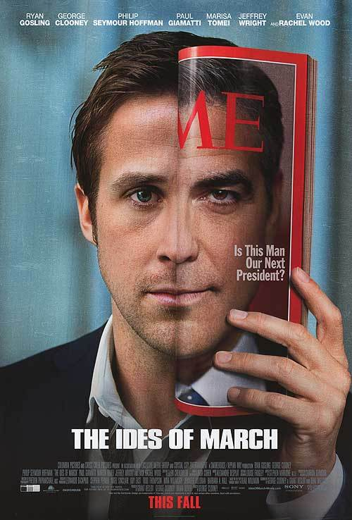 Ides Of March Single Sided Movie Poster 27x40 Original