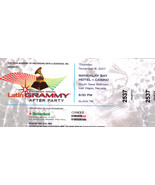 2007 8TH ANNUAL LATIN GRAMMY AFTER PARTY Ticket Stub - $5.95