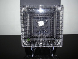 """Waterford O'Connell 10"""" Crystal Tray - $95.00"""