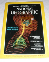 Ntl geog mag  jan 1987   vol. 171 no. 1 thumb200