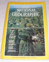 National Geographic Magazine -April 1981 - vol. 159 - No. 4 - $13.00