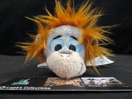 "Disney Store Authentic USA King Louie Jungle Book Tsum Tsum 3.5"" plush m... - $16.14"