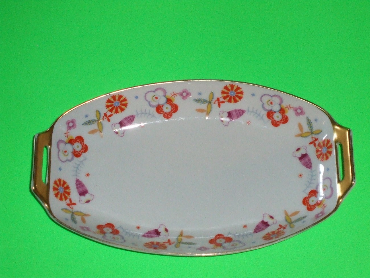 Bavarian Serving Tray