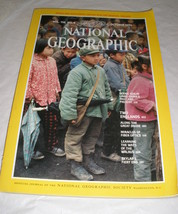 National Geographic Magazine - October 1976 - Vol. 156 - No. 4  * - $13.50
