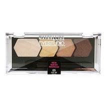 MAYBELLINE EyeStudio Color Plush Silk Eyeshadow Give Me Gold 05 N&S - $10.00