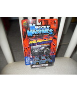 2003 Muscle Machines 97 Mazda RX 7 In The Package - $4.99