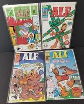 Vintage Marvel ALF Comic Book Lot TV Series Comics  1980's - $13.32