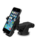IOTTIE EASY ONE TOUCH 2 UNIVERSAL CAR MOUNT HLCRIO121 BLACK - $14.99