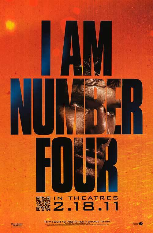 I am number four adv
