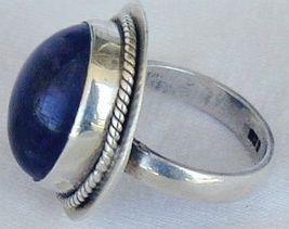 Dark purple glass ring 2 thumb200
