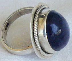 Dark purple glass ring 3 thumb200
