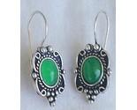 Small green earrings thumb155 crop