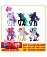 Ttle pony toys friendship is magic pop pinkie pie rainbow unicorn pony pvc.jpg 640x640 thumbtall