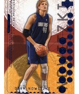2003 Upper Deck Triple Dimensions Dirk Nowitzki Mavericks - $2.00