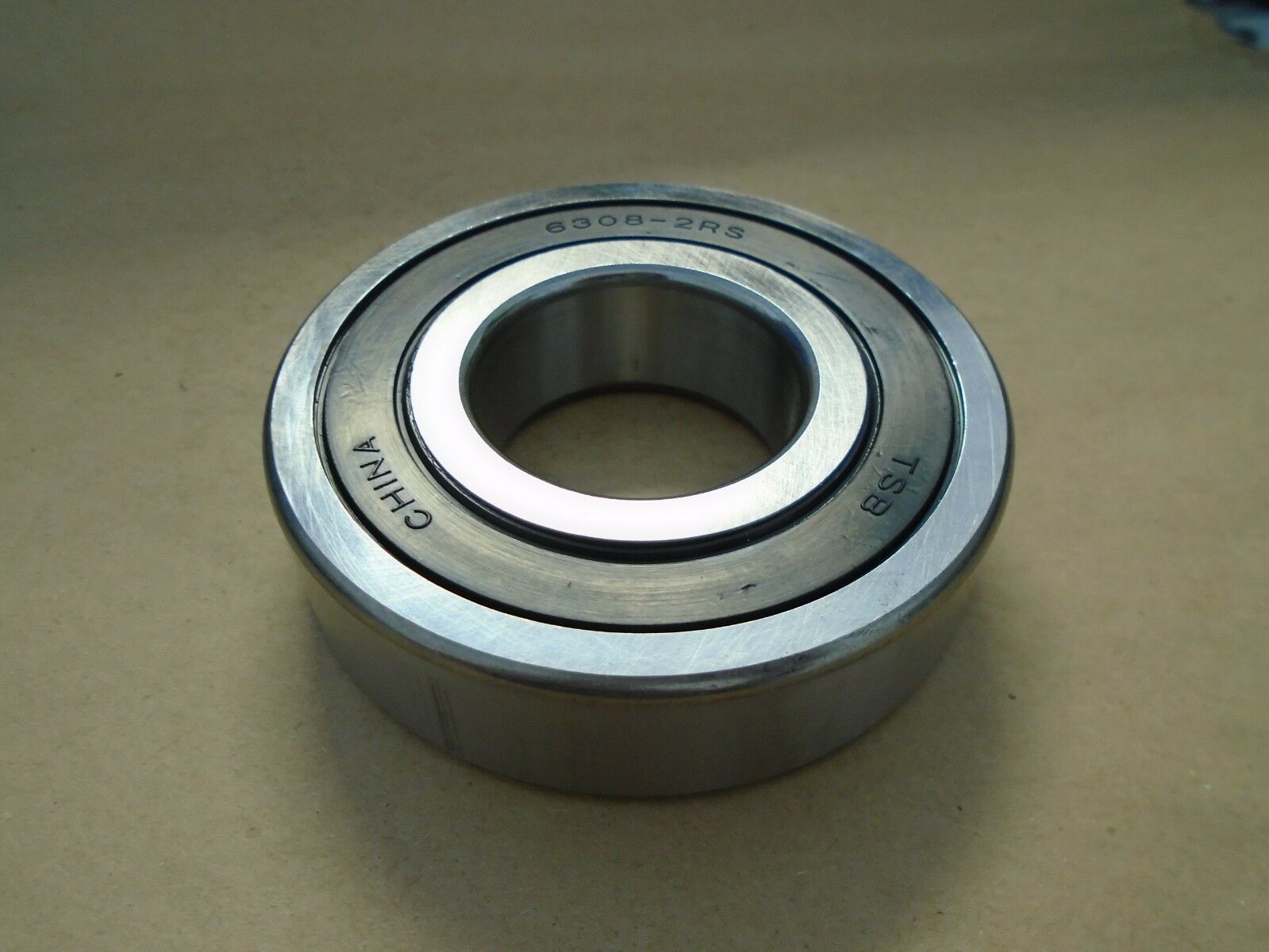 Primary image for (Qty 2) TSB 6308-2RS Single Row Ball Bearing