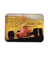 POSTCARD/COASTER - MILLER HIGH LIFE-BEER BREWED BY MILLER BREWING COMPAN... - $2.45