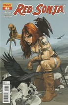 Red Sonja #1 NM- 2013 Dynamite DE Comics 1st print Fiona Staples variant... - $4.94