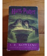 Harry Potter and the Half-Blood Prince Audio Book Cassette Tapes - J.K. ... - $28.70