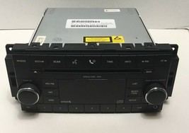 Chrysler Jeep OEM Satellite Single Disc MP3 CD Radio Tuner 08-12 P050644... - $62.44