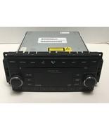Chrysler Jeep OEM Satellite Single Disc MP3 CD Radio Tuner 08-12 P050644... - $73.45