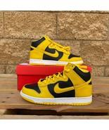Nike Dunk High Varsity Maize MEN'S CLASSIC HIGH-TOP SKATE SNEAKER CZ8149... - $225.00