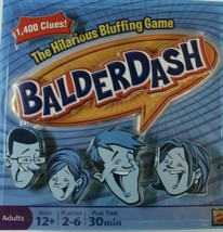 Balderdash The Hilarious Bluffing Game 2009 Edition Adult Board Game Mat... - $24.26