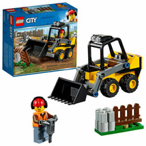 LEGO 60219 CITY CONSTRUCTION LOADER BUILDING SET NEW IN BOX - $12.00