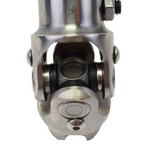 "Stainless Steel Yokes Steering Shaft Universal U-Joint 3/4"" 36 Spline To 3/4"" DD image 7"