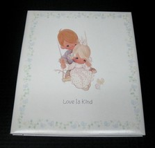 Older Hallmark Precious Moments Love is Kind Photo Album w Box In Great ... - $54.45