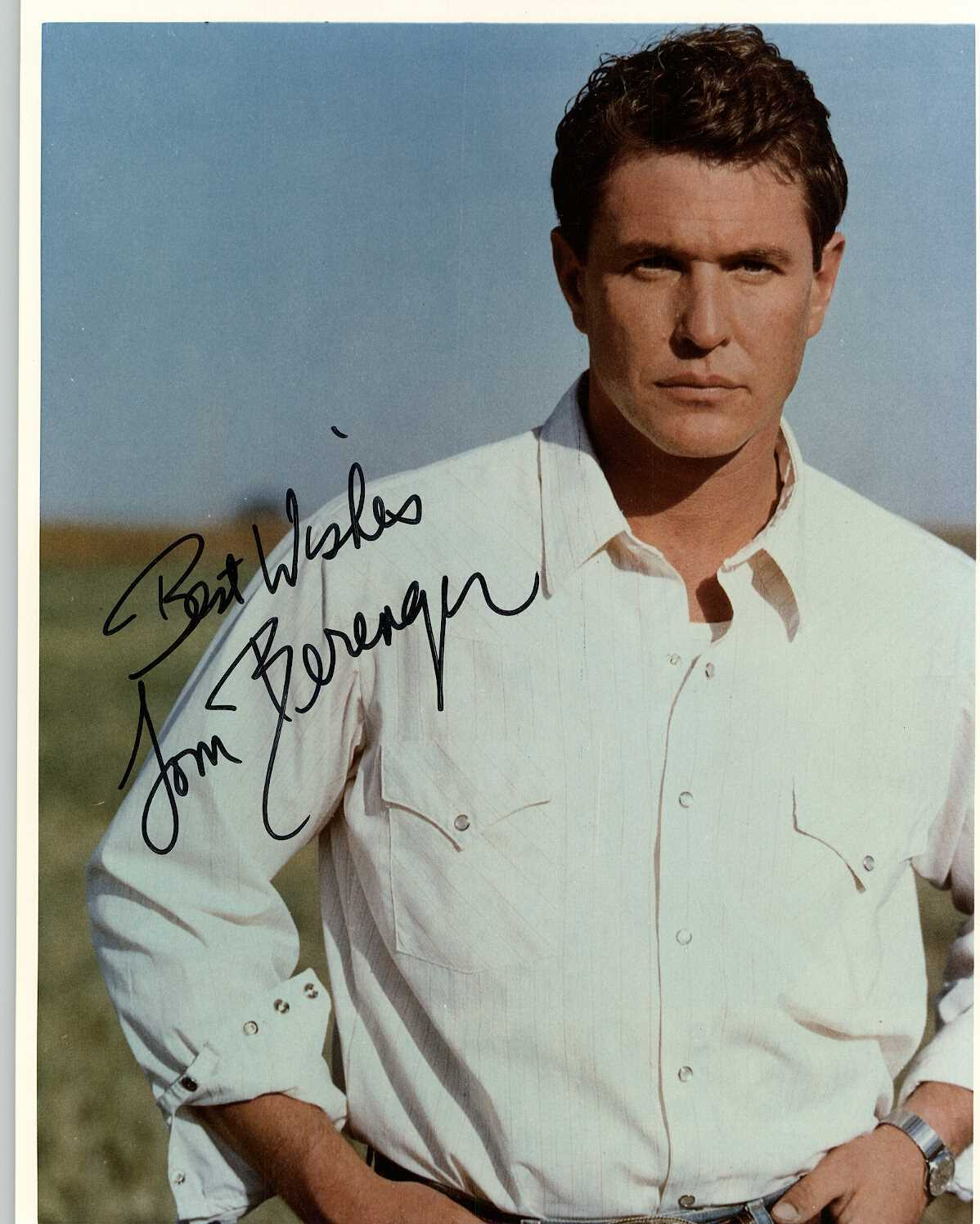 Primary image for Tom Berenger Signed Autographed Glossy 8x10 Photo