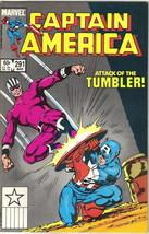 Captain America Comic Book #291 Marvel Comics 1984 FINE - $2.25