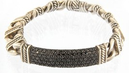 David yurman Men's .925 Silver Bracelet - $1,999.00