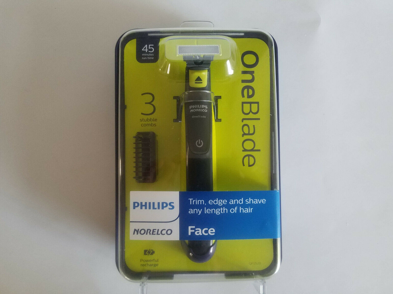 Primary image for Philips Norelco OneBlade, QP2520/70