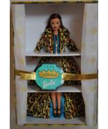 Todd Oldham Barbie Leopard Print Coat #22205 NRFB c1998 Mint Limited Edi... - $39.99