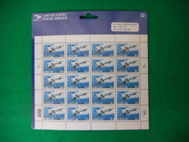 Los Angeles Class Submarine Mint Stamp Sheet NH VF Original Package - $7.08