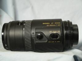 M42 55-200MM Sigma VERY RARE  Autofocus Zoom Lens - M42 Screw Autofocus - - $80.00