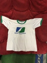 Vintage Ski Resort tshirt Spirit Mountain Duluth MN adult L Large retro  - $49.99
