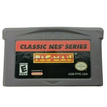 Pac-man (Gameboy Advance, 2004) Classic NES Series Game Only No Box  - $19.80