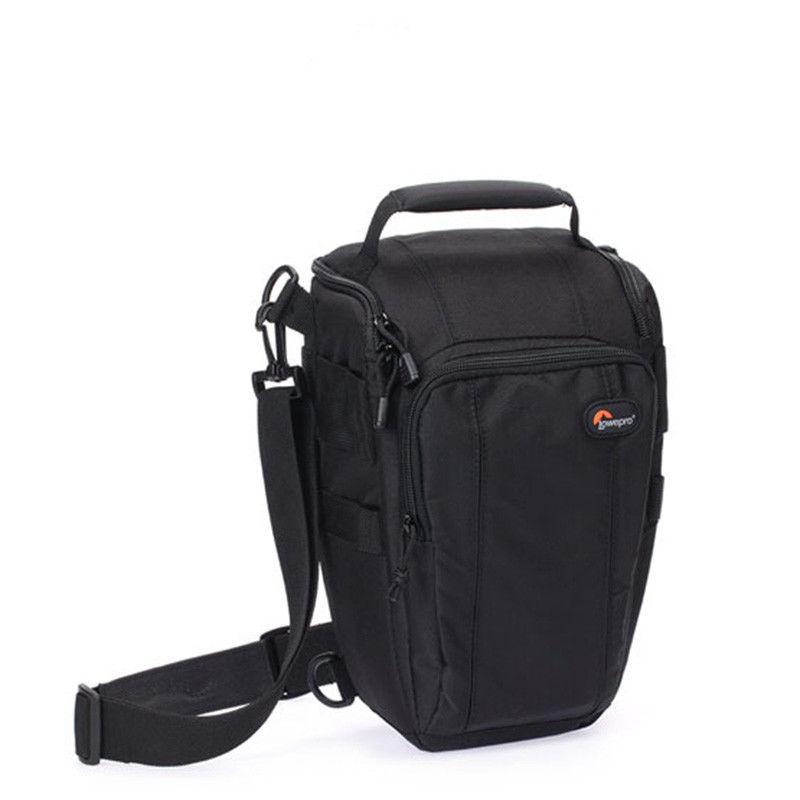 Lowepro Toploader Zoom 55 AW Digital SLR Camera Triangle Shoulder Bag Rain Case